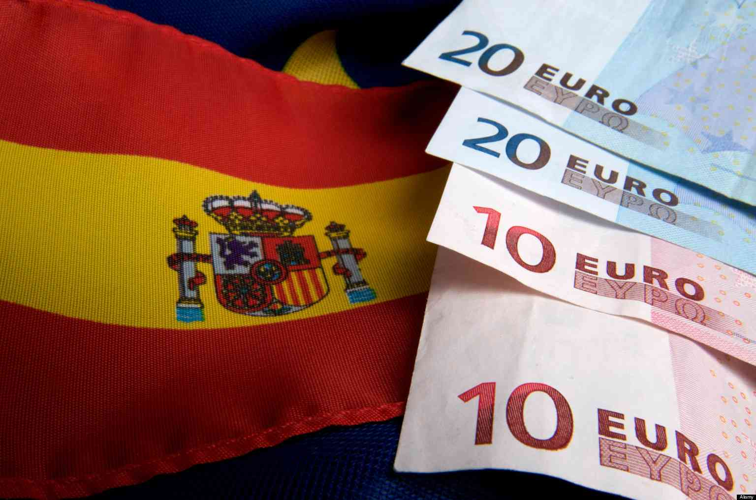 spains financial crisis Spain's shining economic recovery: or, how the towards gradual recovery from the financial crisis and recession the pre-crisis level they've not.